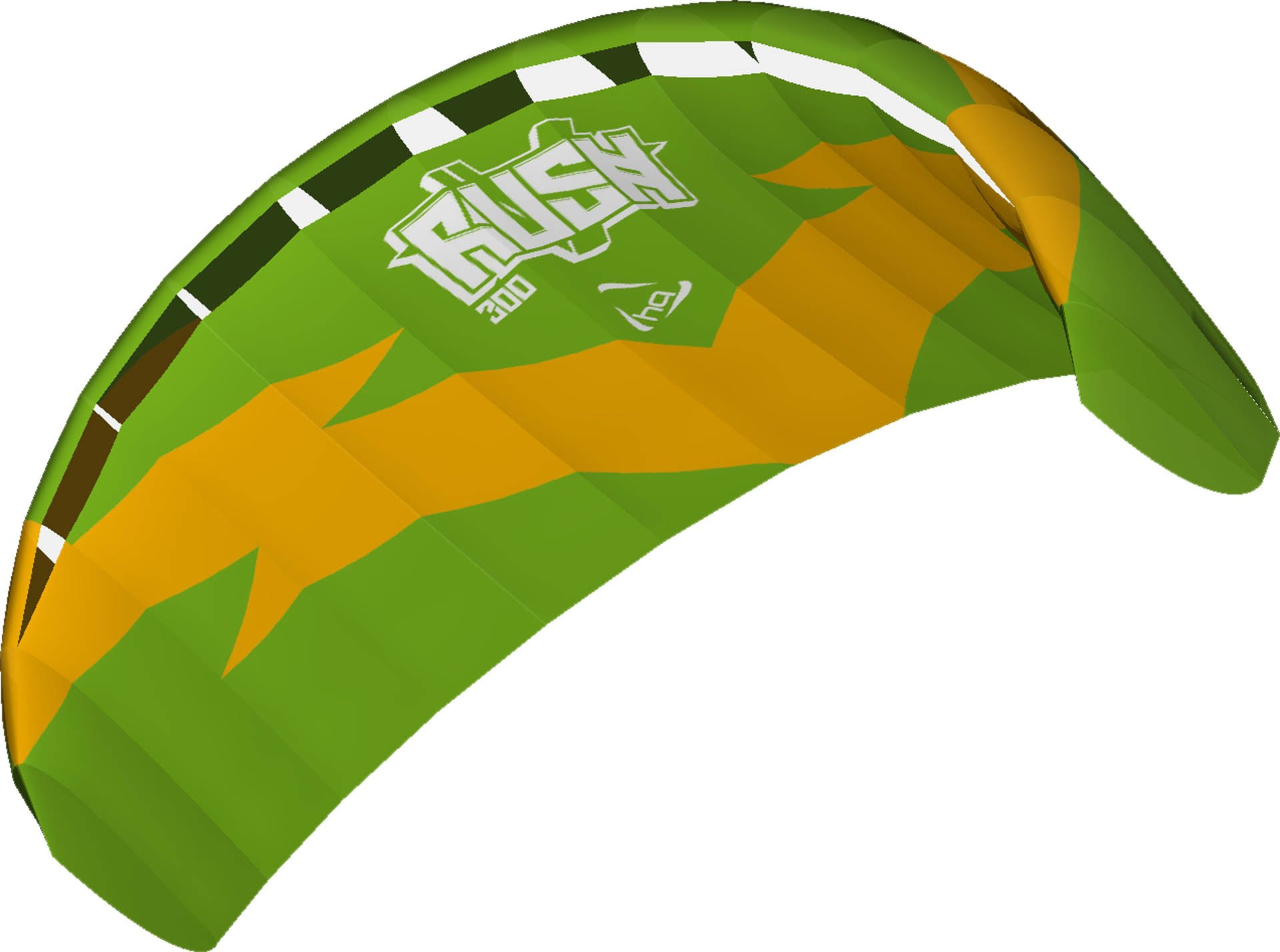 HQ Kites and Designs 118034 Rush V 300 R2F Kite by HQ Kites and Designs