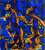Christian Rohlfs Two Gypsies - 24'' x 30'' 100% Hand Painted Oil Painting Reproduction