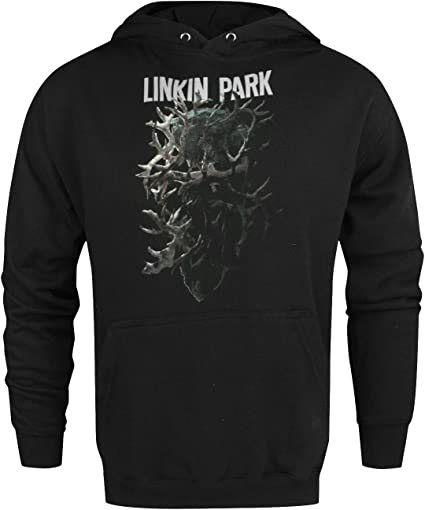 Official Linkin Park Stag Men's Hoodie
