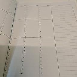 Amazon レイメイ藤井 システムノート フリーウィークリースケジュール バ チカル式 B5 Nt246 システム手帳用リフィル 文房具 オフィス用品