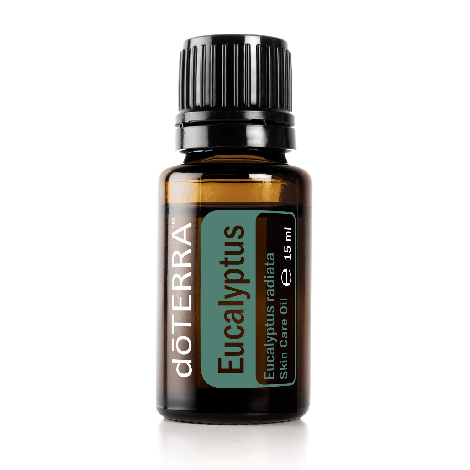 doTERRA - Eucalyptus Radiata Essential Oil - Helps to Clear the Mind, Promotes Feelings of Relaxation and Clear Breathing; For Diffusion or Topical Use - 15 ml