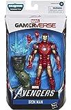 Marvel Legends Gamerverse Avengers Iron Man 6 Inch Action Figure