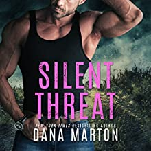 Silent Threat: Mission Recovery, Book 1 Audiobook by Dana Marton Narrated by Sarah Naughton