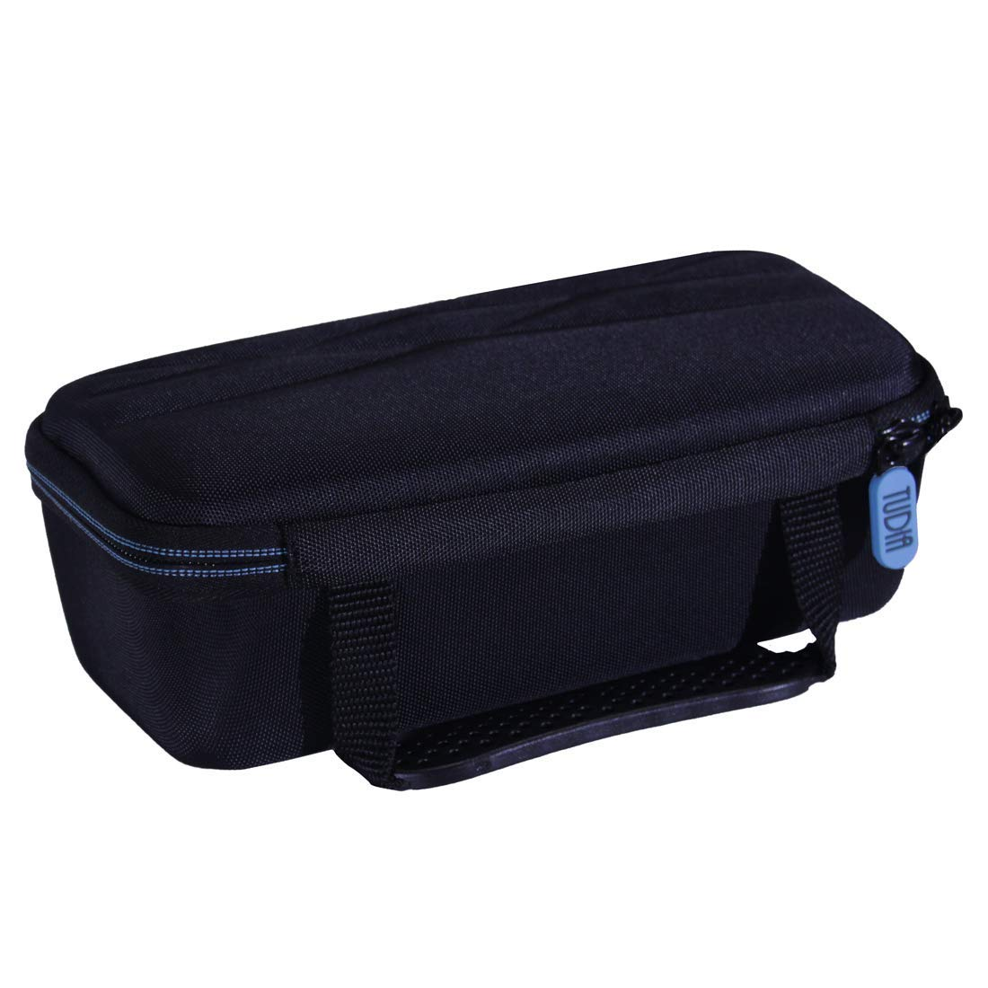 Black TUDIA Hard Travel EVA Shock Absorption Carrying Storage Case Compatible with Tronsmart Mega Bluetooth 4.2 40W Bluetooth Speaker