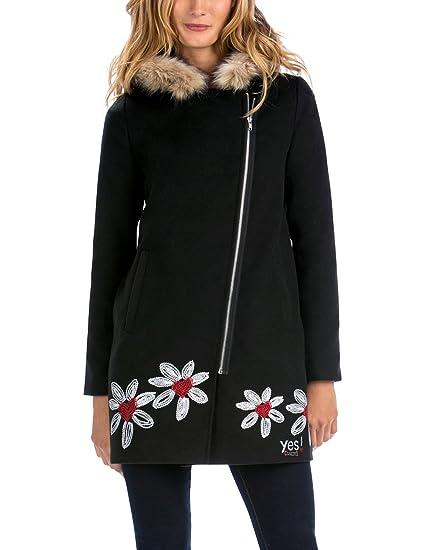 Amazon manteau femme desigual