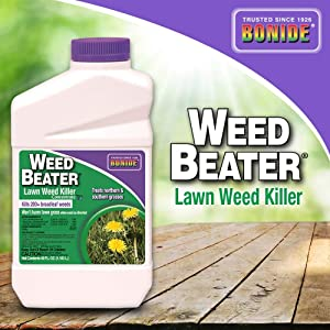 Bonide (BND8940 - Weed Beater Lawn Weed Killer Concentrate for Spray (40 oz.)