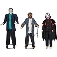 Set of 3 Classic Monster Set with IR Interactivity Deals