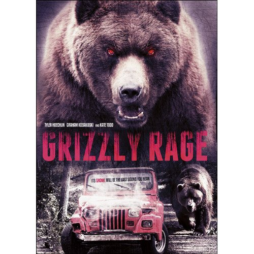 DVD : Grizzly Rage (Widescreen)