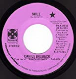 Smile/Theme From Limelight (VG DJ PS & 45 rpm)