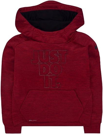 Nike Boy`s Dry Fit Therma Legacy Zip Hoodie /& Pants 2 Piece Set