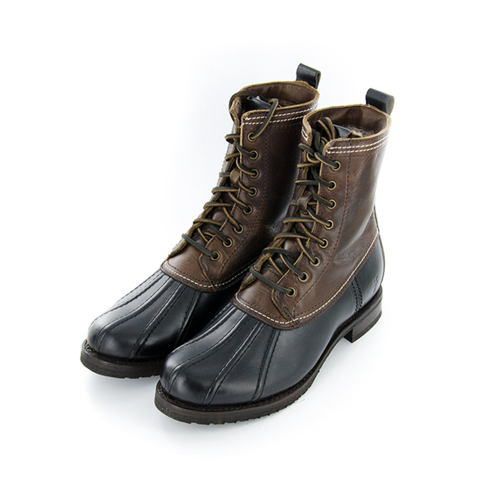 FRYE Women's Veronica Duck Boot B00TQ7EDXS 6.5 B(M) US|Black Multi