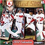 "Boston Red Sox 2012 Wall Calendar 12"" X 12"""