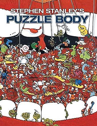 Stephen Stanley's Puzzle Body