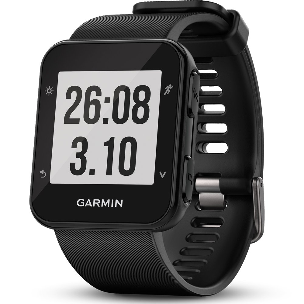 Garmin Forerunner 35 Watch, Black - International Version - US warranty by Garmin (Image #2)