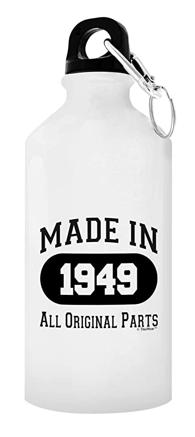 ThisWear 70th Birthday Gifts For Men Made 1949 All Original Parts Funny