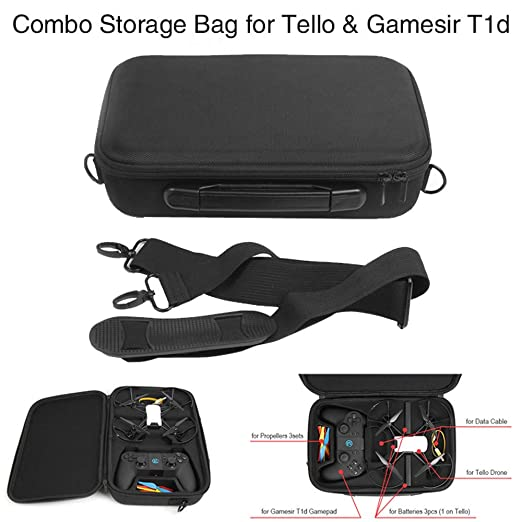Markthym for dji Tello Drone Waterproof Portable Shoulder Bag ...