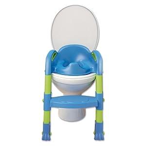 FUNNY Entraîneur de toilettes « Kiddyloo » toilettes bébé
