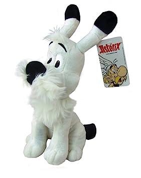 Peluche Gigante de IDEFIX el Perro de Obelix 50cm XXL Original Asterix Obelix Idefix