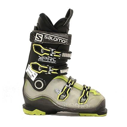 Amazon Com Used Ski Boots >> Amazon Com Used 2017 Mens Salomon Xpro R 80 Wide Ski Boots