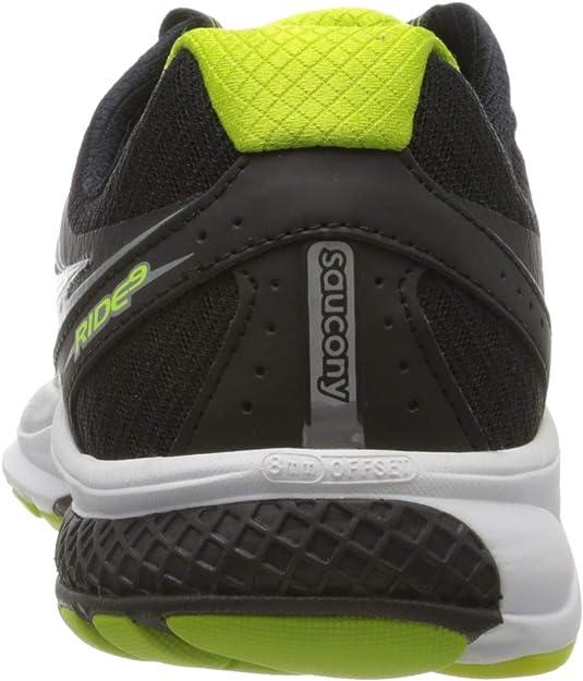 Saucony Ride 9, Zapatillas de Running para Hombre: Amazon.es ...