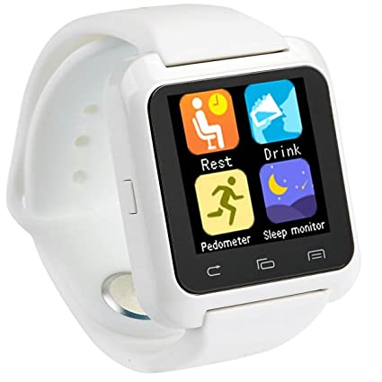 Amazon.com: Twinbuys Bluetooth Smartwatch for Android Kids ...