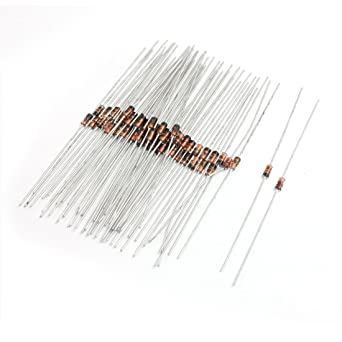 uxcell 1N60P Germanium Detector Diode FM AM TV Radio Detection 60 Pcs: Varactor Diodes: Amazon.com: Industrial & Scientific