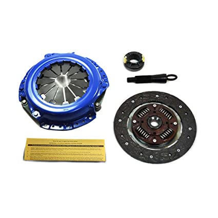 Amazon.com: EFT STAGE 1 CLUTCH KIT fits 09-11 HYUNDAI ACCENT 06-09 KIA RIO LX SX 1.6L DOHC: Automotive