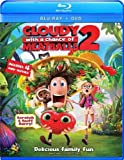 Cloudy with a Chance of Meatballs 2 (Two Disc Combo: Blu-ray / DVD + UltraViolet Digital Copy) by Sony