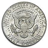 1964 Silver Kennedy Half Dollar 20-Coin Roll Avg
