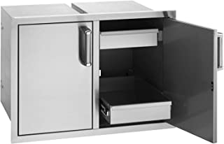 product image for Fire Magic Premium Flush 30-inch Enclosed Cabinet Storage With Drawers With Soft Close - 53930sc-22