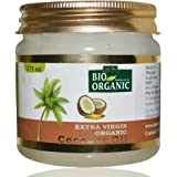 Indus Valley Bio Organic Extra Virgin Organic Coconut Oil With The Natural Aroma Of Coconut Oil For Hair & Skin Care