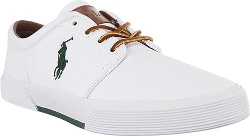 Polo Ralph Lauren - Zapatillas Hombre, Color Blanco, Talla 45 ...