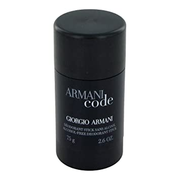 Men Giorgio Stick Ml Armani Déodorant En For 75 Code PTwulkXiOZ