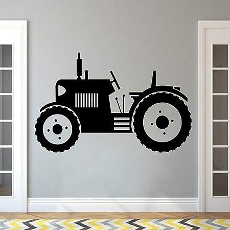 lyclff Tractor Tatuajes de Pared neumáticos Grandes vehículo ...