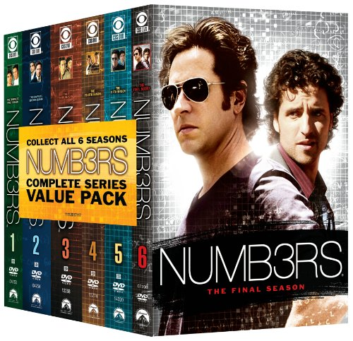 Numb3rs: The Complete Series by Paramount