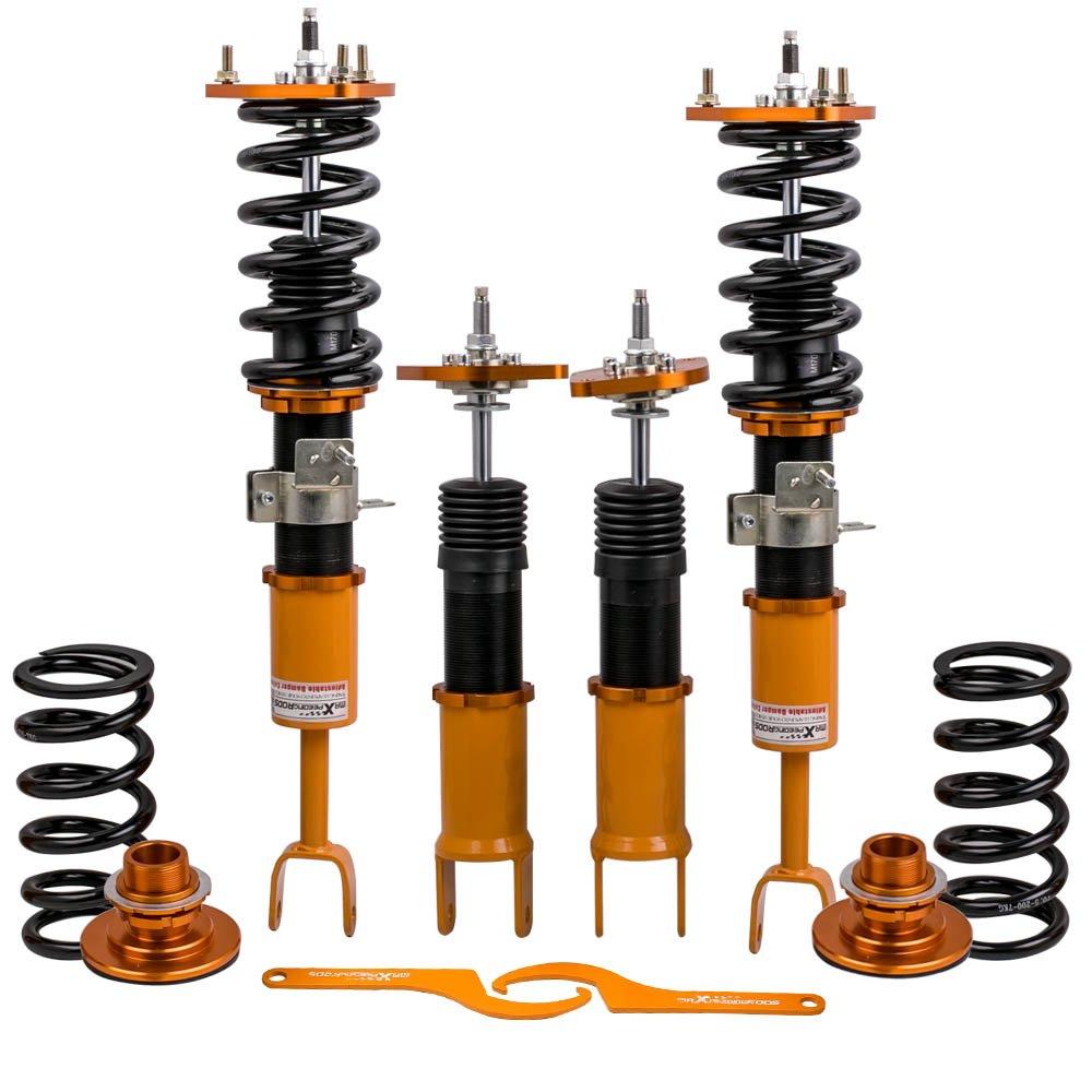 Coilovers for Nissan 350Z Z33 Fairlady Z 2003-2007 Suspension Coil Spring Strut Shock Absorber Adjustable Damper