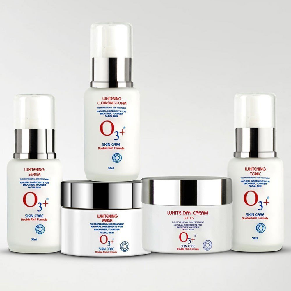 O3+ WHITENING FACIAL KIT by O3 +