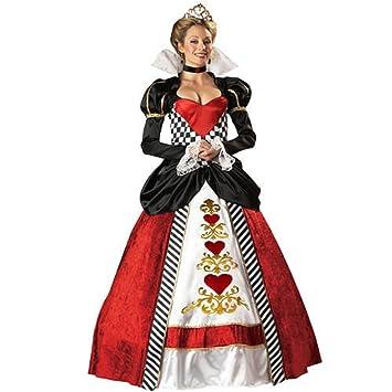 Burlesque Box - Disfraz de Reina de Corazones para mujer ...