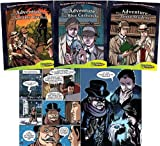 Graphic Novel Adventures of Sherlock Holmes Set 2