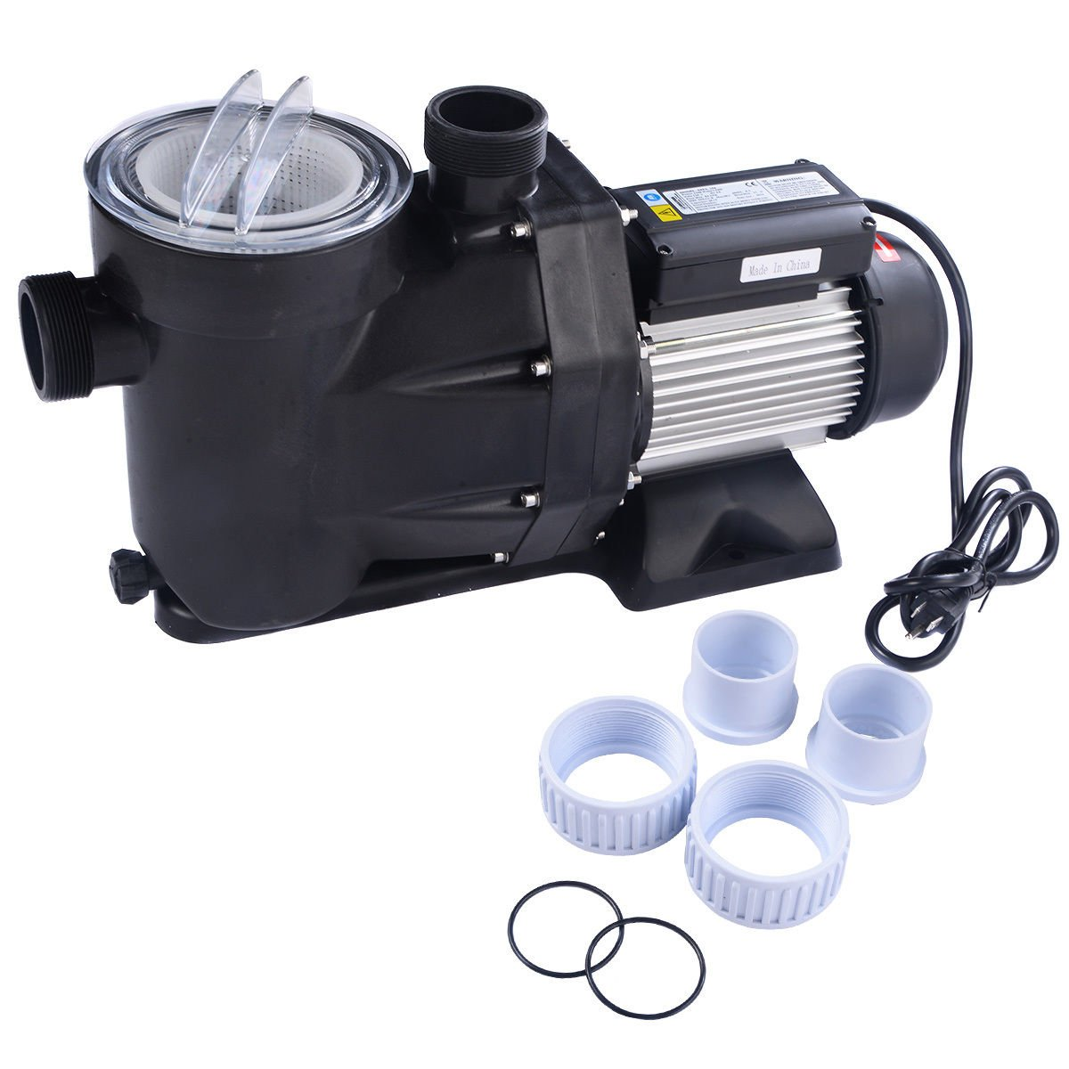 Fashion 1.5HP Swimming Pool Electric Pump Water Above Ground SPA DC 5040 GPH 1-1/2'' NPT