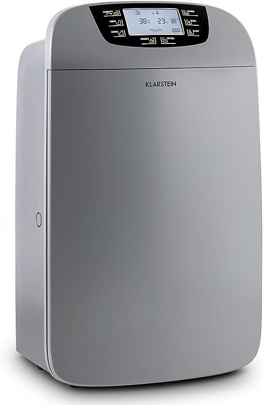 Klarstein Drybest 40. Deshumificador y purificador de aire con ...