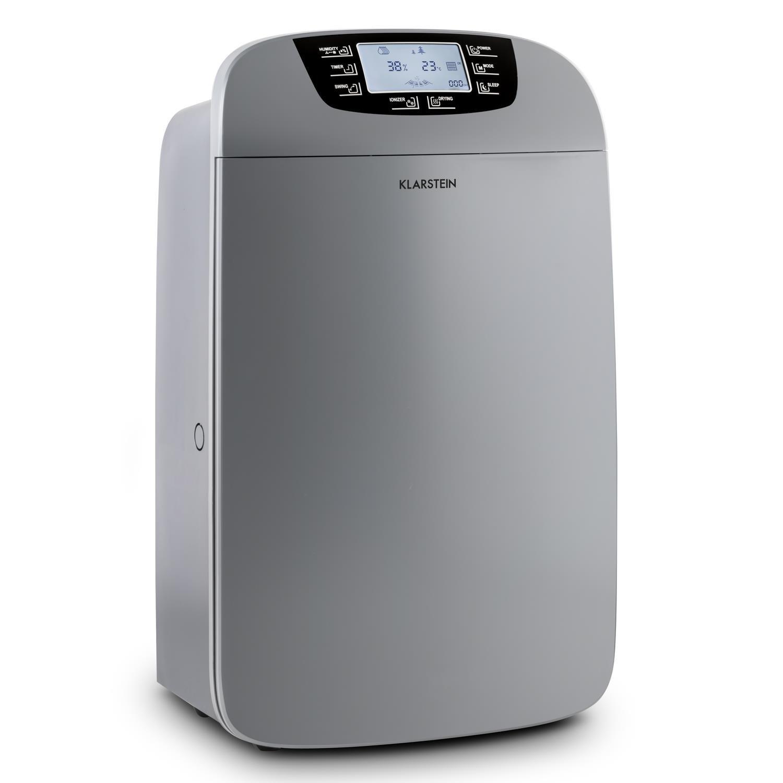 Klarstein Drybest • Deshumidificador  • Purificador de aire • Deshumidificador eléctrico