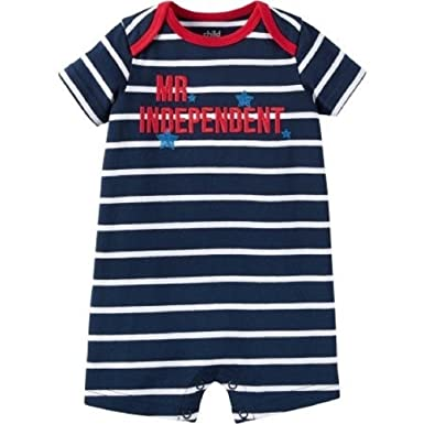 a6ccf18d3 Child of Mine Carters New Without Tags Patriot (July 4th) Mr. Independent  Romper