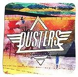 Dusters California Longboard / Cruiser Skateboard Sticker - 6cm wide approx. surf board surfing newrd / Cruiser Skateboard Sticker - 10cm wide approx. longboarding cruising