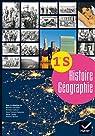 Histoire Géographie 1re S éd. 2015 - Manuel de l'élève par Venayre