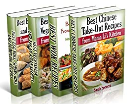 Best Asian Recipes Kitchen BookSet ebook product image