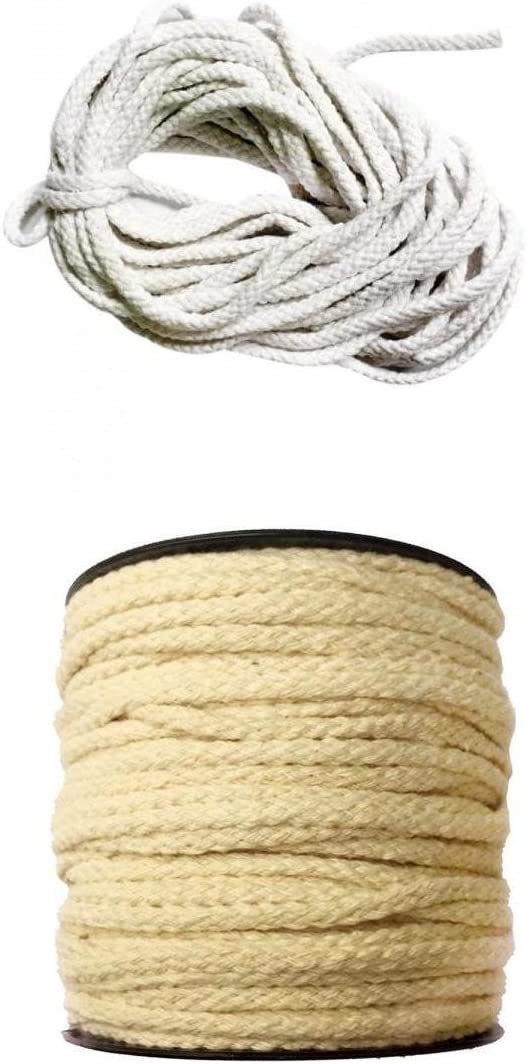 Bleached Cotton Piping Cord
