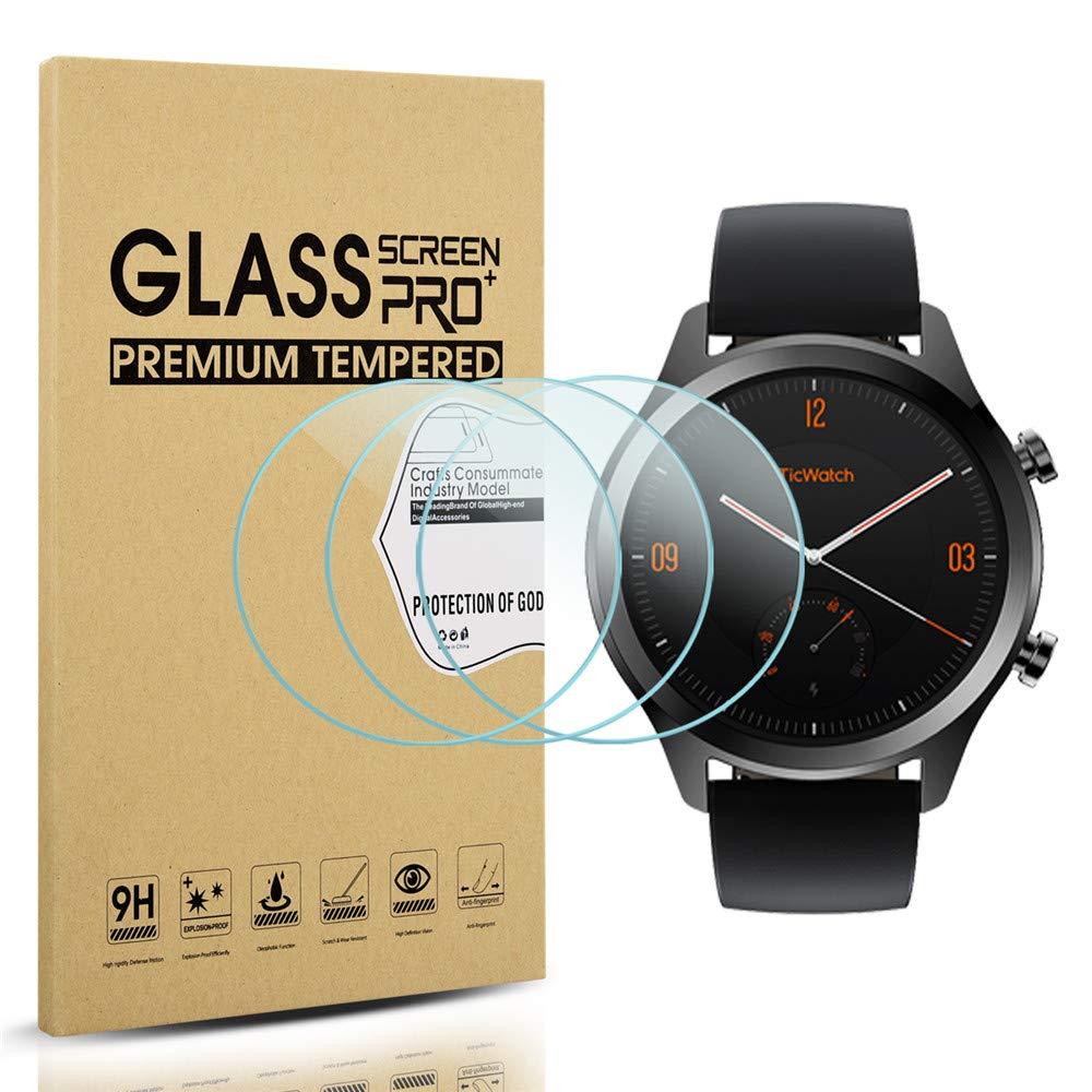 Vidrio Protector Para Ticwatch Cs / E2 / S2 X3 Diruite