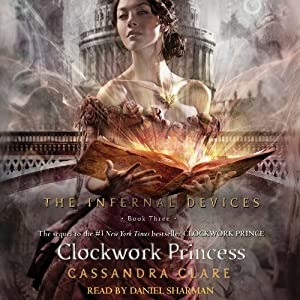 The Clockwork Princess Audiobook