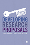 Developing Research Proposals (Success in Research)